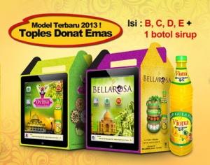 Ovina-Bellarosa Syrup